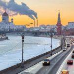 Погода в Москве в январе 2021 года