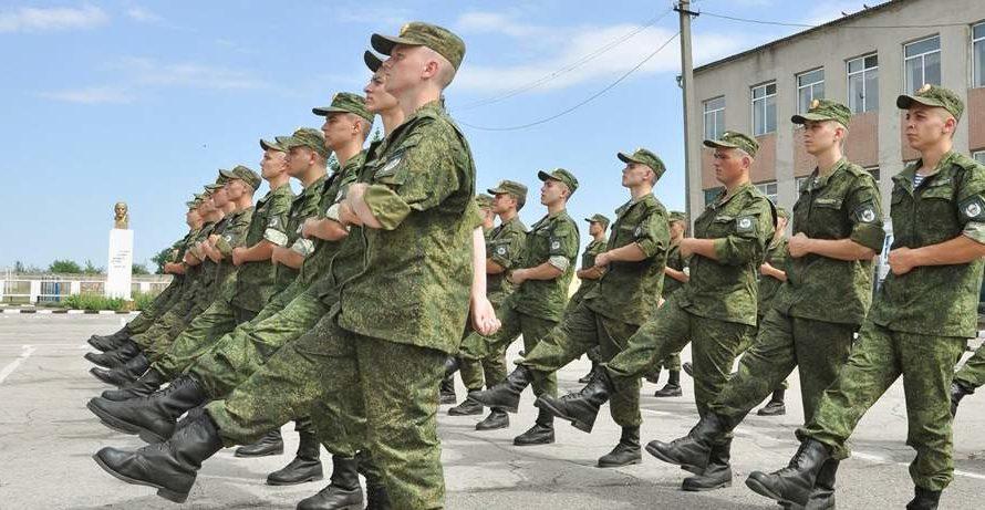 Срок службы в армии в 2021 году