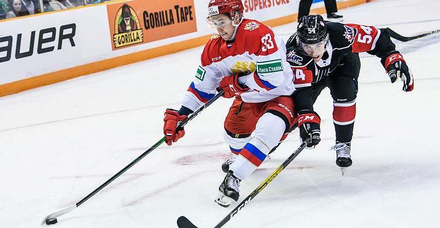 Молодежный ЧМ по хоккею 2022 года
