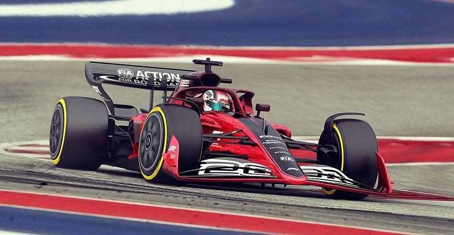 Формула-1 в 2022 году