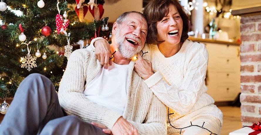 Подарки родителям на Новый год 2021