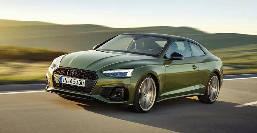Новинки Audi 2021-2022 года