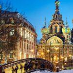 Куда сходить на новогодние праздники 2021 в Санкт-Петербурге