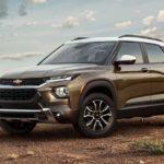 Новинки Chevrolet 2020-2021