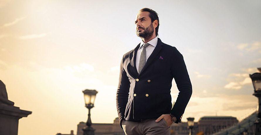 Мужская мода 2021